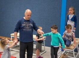 Frans de Boevere Gymleraar OBS Breskens